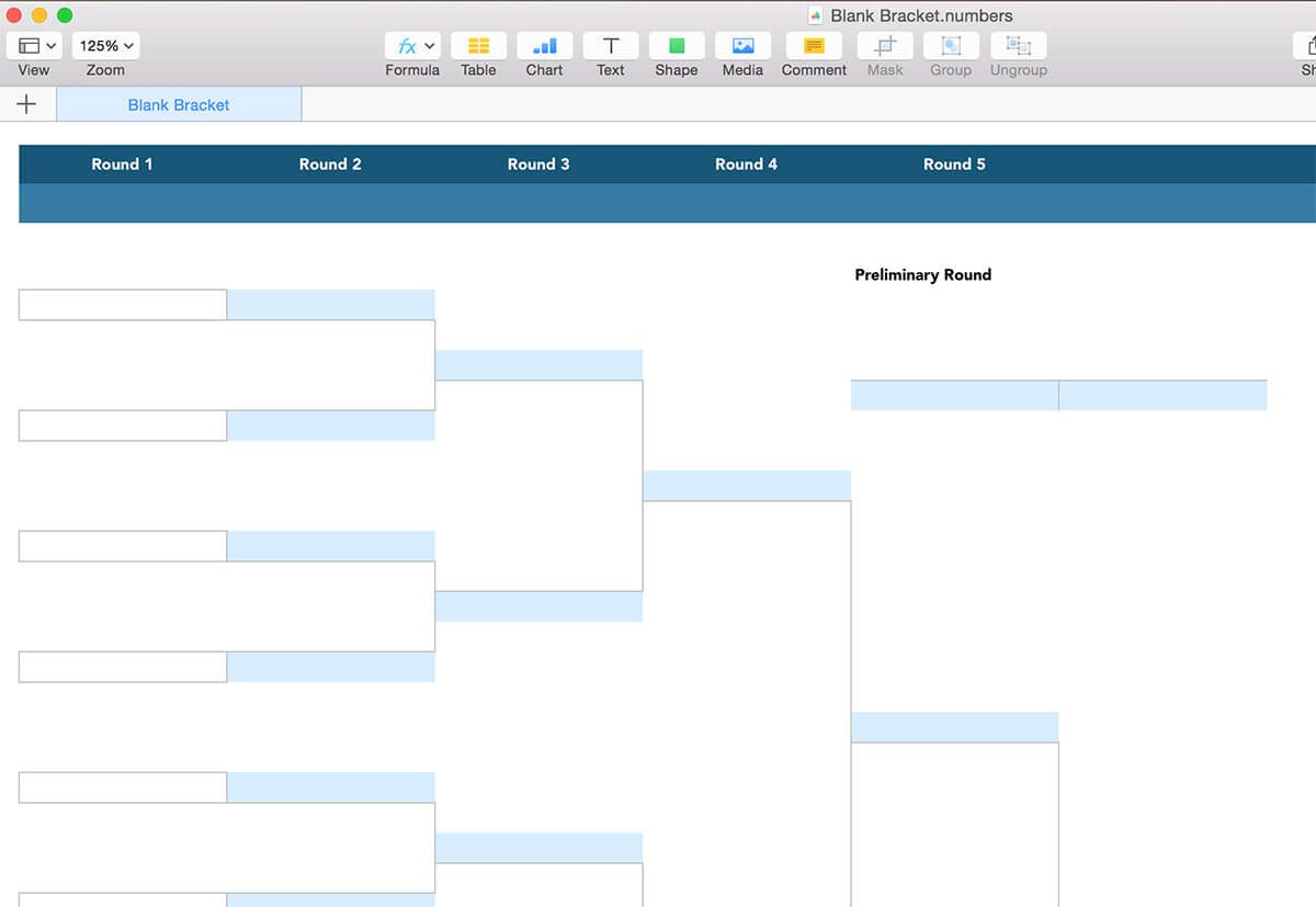 ncaa march madness bracket template 0 99 4 99 template option choose ...
