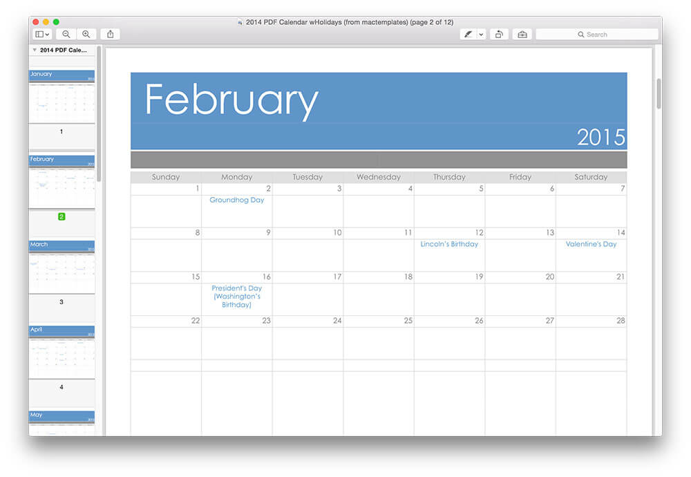 Onenote Calendar Template Mac 2015 | New Calendar Template Site