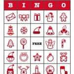 Christmas Bingo Individual Cards