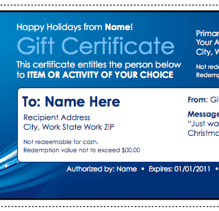 Christmas gift certificate template mactemplates pages template christmas gift certificate yadclub Image collections
