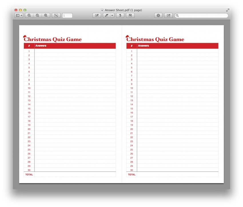 Christmas Quiz Game Template For Pdf Or Pages. Campground Business Plan Template. Daily Schedule Template Pdf. Chalkboard In French. Top Marriage And Family Therapy Graduate Programs. Retirement Party Invitation Template Free. Free Printable Banner Templates. Free Lesson Plan Template. Good Luck Posters