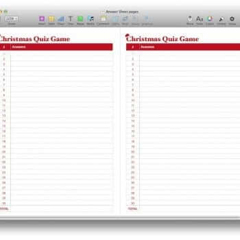 Christmas Trivia Pdf.Don T Forget The Lyrics Christmas Powerpoint Game