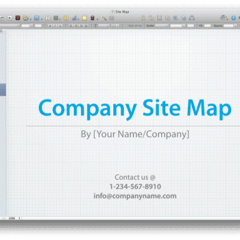 Site Map Presentation 8