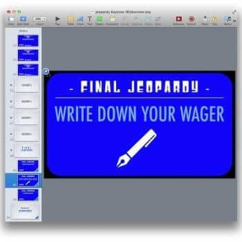 PowerPoint Jeopardy Template 12