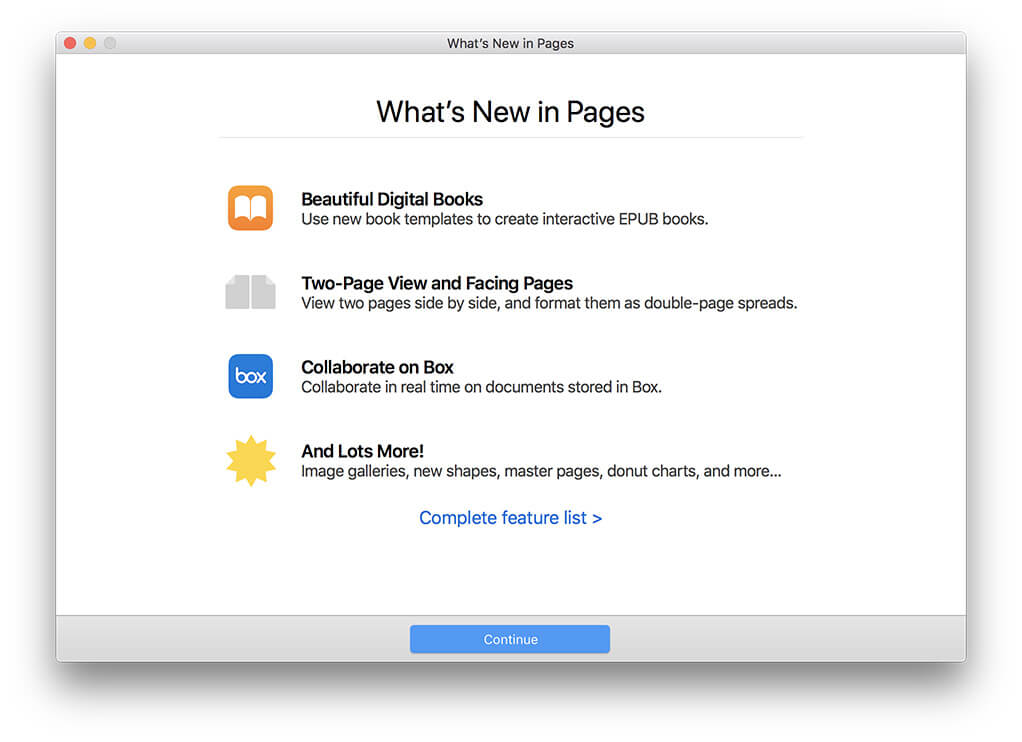 Apple Releases Updates for Pages, Numbers, and Keynote on iOS and Mac 1